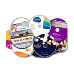 CUSTOM CD DVD PRINTING
