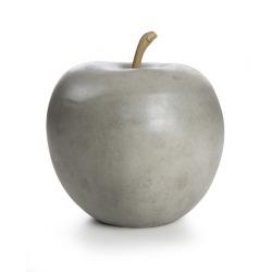 Dekoreple H:26 cm Keramikk grå