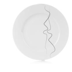 Ida flat tallerken Ø:27 cm