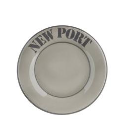 Asjett ø 22 cm New Port Beige