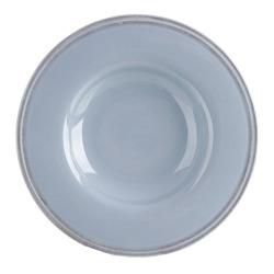 Tallerken Cosy dyp blå Ø:23 cm