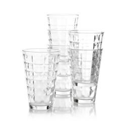 Drikkeglass 6 pk 0,5 l Cube