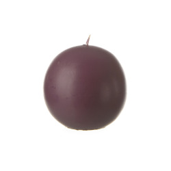 Enjoy kulelys Ø:9 cm aubergine