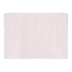 Spisebrikke Thea lys rosa 33x48 cm