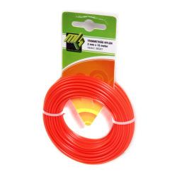 Trimmetråd 2,0 mm x 15 m