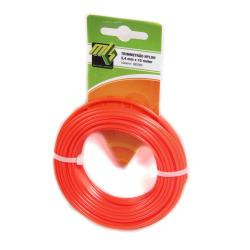 Trimmetråd 2,4 mm x 15 m