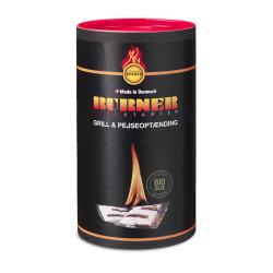 Tennposer i tønne 100 pk bio Burner