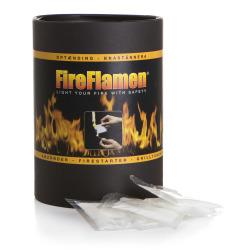 Tennposer i tønne 80 pk Fireflame