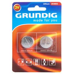 Batteri knappcelle 2032 2 pk Grundig