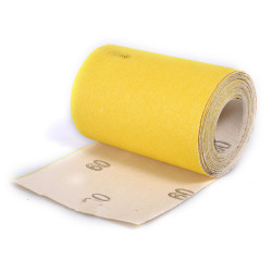 Sandpapir rull 60 korn 93mm x 5 mtr