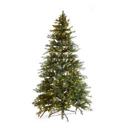 Juletre Vinje 210 cm 3857 tips og 450 LED lys