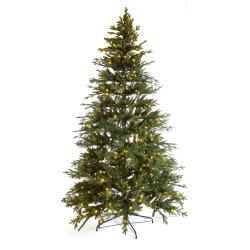Juletre Vinje 240 cm 5149 tips og 630 LED lys