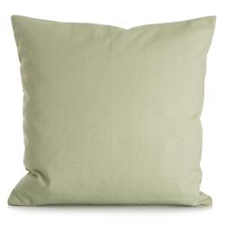 Putetrekk Vera lys grønn 45x45 cm