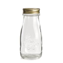 Flaske Quattro m/lokk 0,4 liter