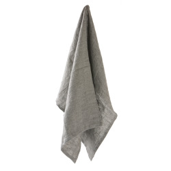 Kjøkkenhåndkle Olivia grå 50x70 cm