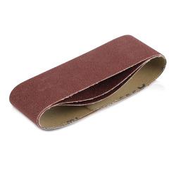 Sandpapir belte 3pk 75 X 533 G80