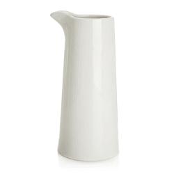Mugge hvit porselen 1,2 L