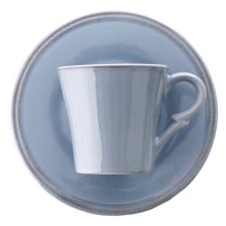 Kopp m/skål Cosy Blå