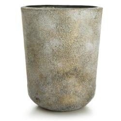 Potte antikk gull Ø:15 H:19 cm