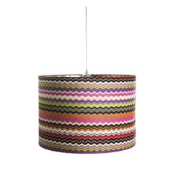 Lampe stor Colour Fantasy Ø:50 H:35 cm