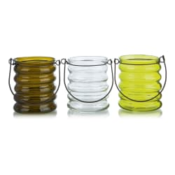 Telysglass m/hank toniton lime 3 stk