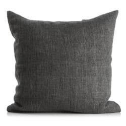 Putetrekk Olivia 100% lin grå 50x50 cm