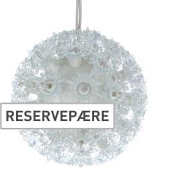 Reservepære 5 pk til snøball m/100 lys