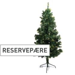Reservepærer 5 pk til juletre 80-9809