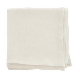 Madame duk 90x90 cm hvit