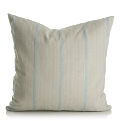 Madame pute m/dunfyll linfarget m/stripe i mint 50x50 cm Madame