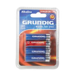 Batteri AA/LR6 4 pk Grundig