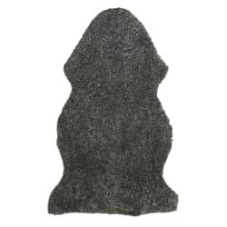 Madame Saueskinn Fredrikke grå saueskinn H:4 B:60 D:90