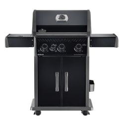 Gassgrill Rogue 425 All Black Napoleon