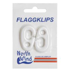 Flagg klips