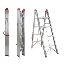 Gardintrapp sammenleggbar 4 trinn EN131 max 150 kg