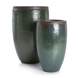 Potte Nouveau sett a 2 grønn