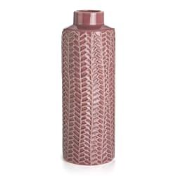 Vase Strå rosa 29 cm