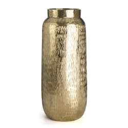 Vase/urne Gylden 45 cm