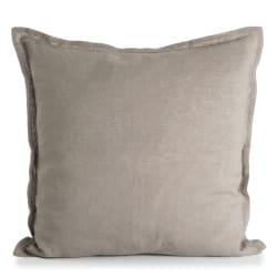 Madame Putetrekk Linea gråbrun 100% lin H:0 B:0 D:0