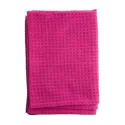 Kjøkkenhåndkle rosa 50x70 cm Songvaar