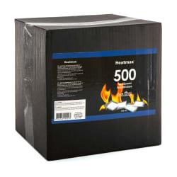Tennposer 500 stk hvit