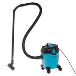 Støvsuger våt og tørr 1000w 10L