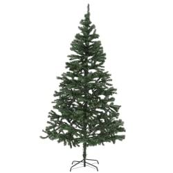 Juletre 728 tips grønn 210cm