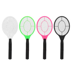 Insektsmekker elektrisk 4 ass farger hvit grønn rosa sort