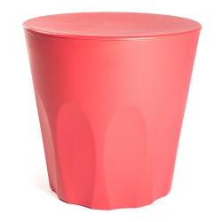 Krakk/bord rosa Ø:43cm H:43,5