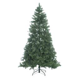 Juletre 1109tips grønn 210cm