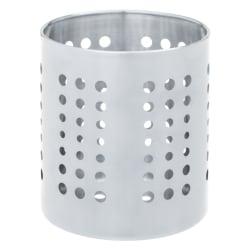 Bestikkholder stål 12x12,5cm