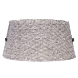 Juletreskjørt grå 40/50x25cm