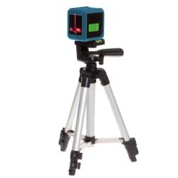Vater laser med stativ blå 35x58x68cm