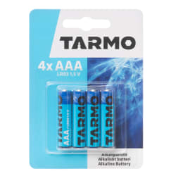 Batteri AAA 4pk LR03